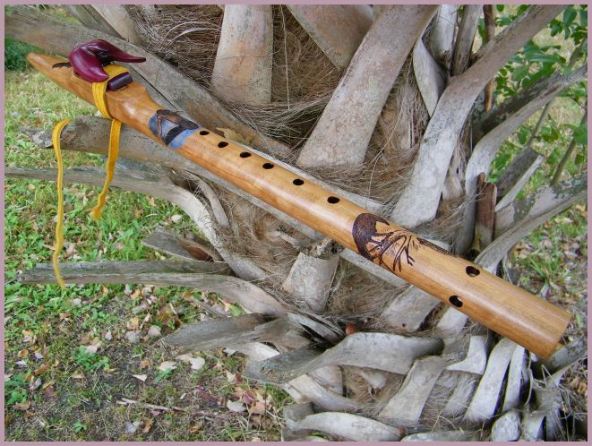 Turtle Mound Flutes - More of Our Native American Style Flutes