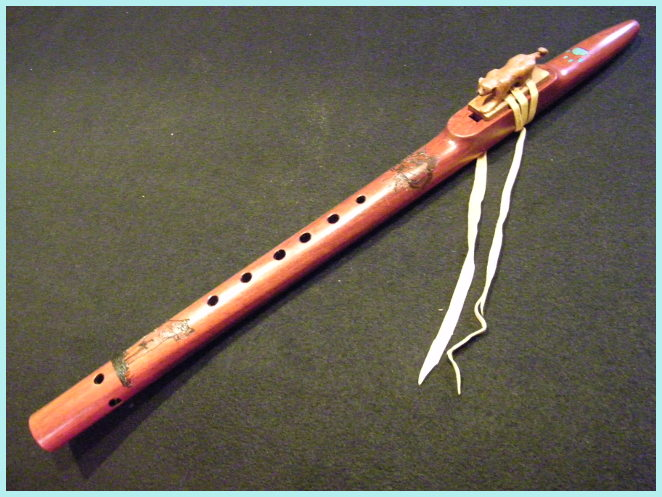Turtle Mound Flutes - Our Native American Style Flutes